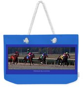 Presque Isle Downs Weekender Tote Bag