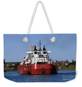 Presque Isle Ship Weekender Tote Bag