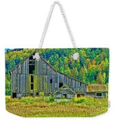 Prest Road Barn Hdr Weekender Tote Bag