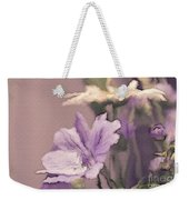 Pretty Bouquet - A05t01 Weekender Tote Bag