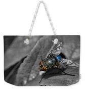 Pretty Fly For A Fly Guy Weekender Tote Bag