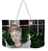Pretty Garden Weekender Tote Bag