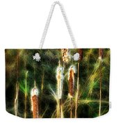 Pretty In A Ditch Weekender Tote Bag