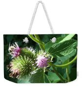 Pretty Prickles Weekender Tote Bag