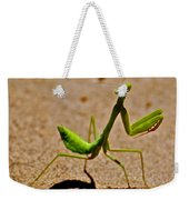 Preying Praying Weekender Tote Bag