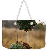 Prickly Bells Weekender Tote Bag