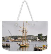 Pride Of Baltimore II Pb2p Weekender Tote Bag