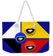 Primary Formation Weekender Tote Bag