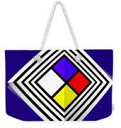 Primary Object Weekender Tote Bag