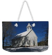 Primitive Methodist Church Weekender Tote Bag