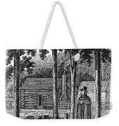 Prince Demetrius Augustine Gallitzin (1770-1840) Weekender Tote Bag