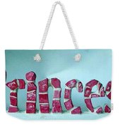 Princess Weekender Tote Bag by Cynthia Amaral