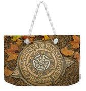 Princess Of Wales Weekender Tote Bag