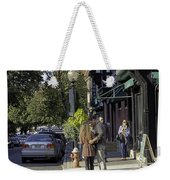Princeton Afternoon - New Jersey Weekender Tote Bag