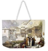 Principal Court Of The Convent Of St. Catherine Weekender Tote Bag