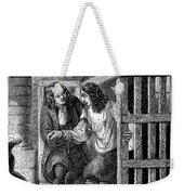 Prison: Cage, 17th Century Weekender Tote Bag