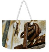 Prison Door Weekender Tote Bag