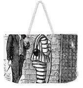 Prison: The Tombs Weekender Tote Bag by Granger