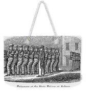 Prisoners, 1842 Weekender Tote Bag