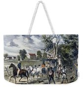 Pro-union South, 1862 Weekender Tote Bag