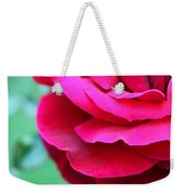 Profile Of A Rose Weekender Tote Bag