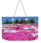Profusion Of Pink Weekender Tote Bag