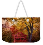Promises Made Weekender Tote Bag
