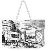 Properties Of Light, 1685 Weekender Tote Bag