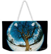 Prospect Park Tree Weekender Tote Bag