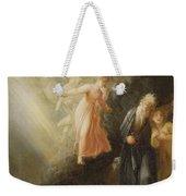 Prospero - Miranda And Ariel  Weekender Tote Bag