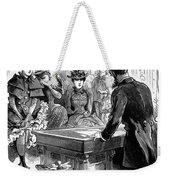 Prostitution, 1892 Weekender Tote Bag