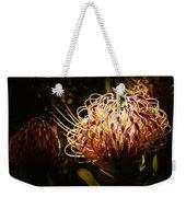 Protea Flower 10 Weekender Tote Bag