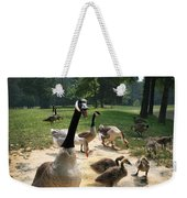 Protective Mad Mama Canadian Goose Weekender Tote Bag