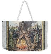 Protestant Martyrs, 1563 Weekender Tote Bag