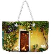 Provence Door Number 1 Weekender Tote Bag