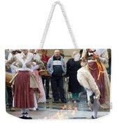Provencial Dance Weekender Tote Bag