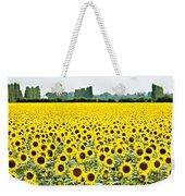 Provencial Sunflowers Weekender Tote Bag
