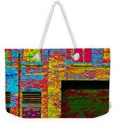 Psychadelic Architecture Weekender Tote Bag