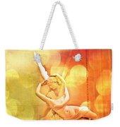 Psyche Revived By Cupid's Kiss Weekender Tote Bag