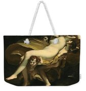 Psyche Transported To Heaven Weekender Tote Bag