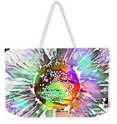 Psychedelic Daisy 2 Weekender Tote Bag