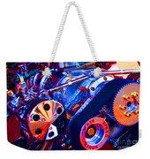 Psychodelic Supercharger-1 Weekender Tote Bag