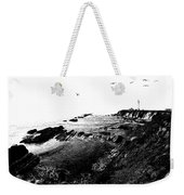Pt Arena Lighthouse With Effect Weekender Tote Bag