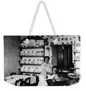 Puebla Mexico - Restaurant -  C 1908 Weekender Tote Bag