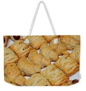 Puff Pastry Party Tray Weekender Tote Bag