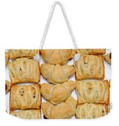 Puff Pastry Party Tray Pano Weekender Tote Bag