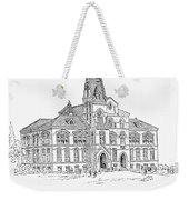 Pullman: Schoolhouse Weekender Tote Bag