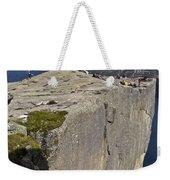Pulpit Rock Weekender Tote Bag