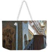 Pulpit San Xavier Mission Weekender Tote Bag