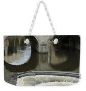 Pulteney Bridge Weekender Tote Bag